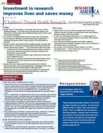 ChildrensDentalHealthResearch